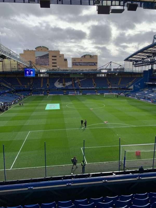 Stamford Bridge, Abschnitt: Matthew Harding Upper 13, Reihe: G, Platz: 109