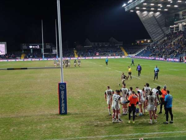 Headingley Stadium, Abschnitt: Global Stand Terrace