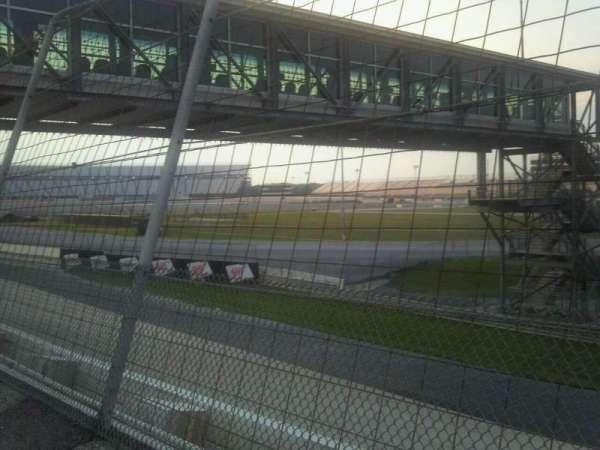 Dover International Speedway, Abschnitt: Outside