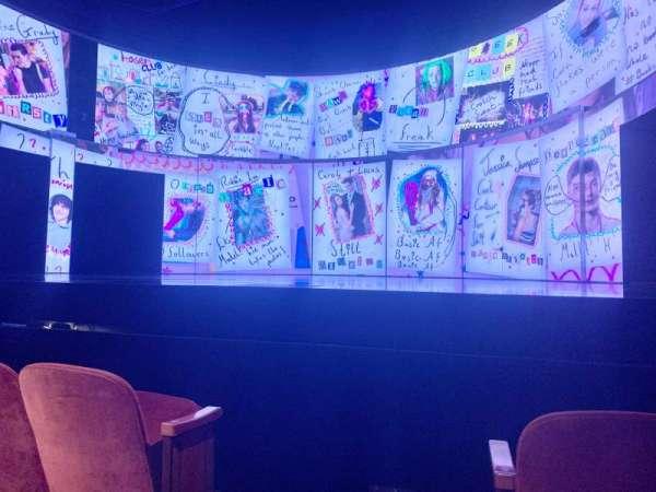 August Wilson Theatre, Abschnitt: Orchestra R, Reihe: C, Platz: 2