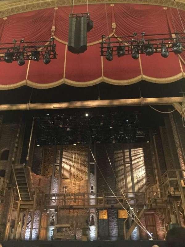 Boston Opera House, Abschnitt: Orchestra Center, Reihe: D, Platz: 104