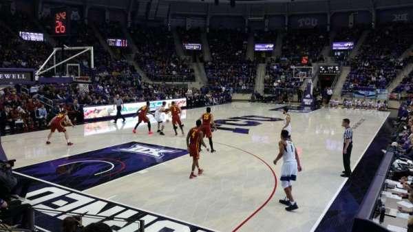 Schollmaier Arena, Abschnitt: 105, Reihe: D, Platz: 11