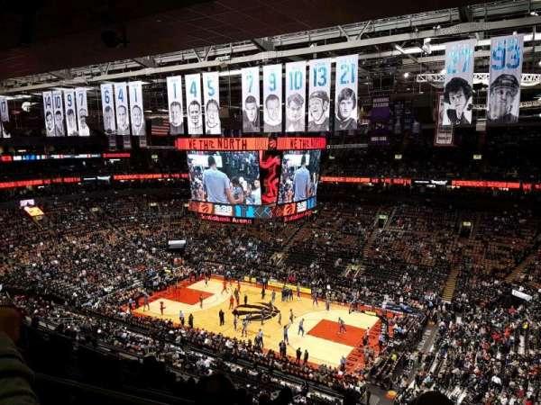 Scotiabank Arena, Abschnitt: 307, Reihe: 11, Platz: 14