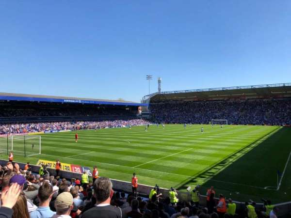 St Andrew's Stadium, Abschnitt: GML1, Reihe: 18, Platz: 25