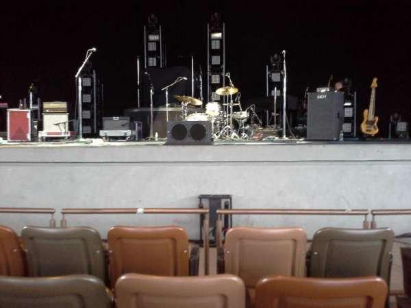 Bethel Woods Center for the Arts, Abschnitt: 1, Reihe: C, Platz: 5