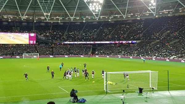 London Road Stadium, Abschnitt: 119, Reihe: 23, Platz: 64