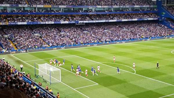 Stamford Bridge, Abschnitt: Shed Upper, Reihe: 16, Platz: 50