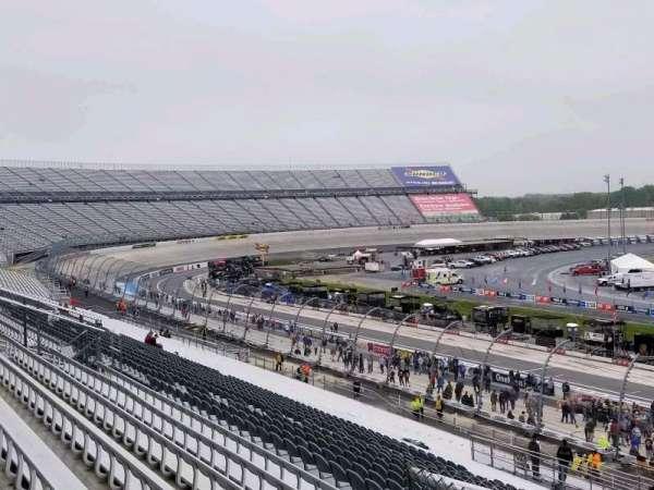 Dover International Speedway, Abschnitt: 250, Reihe: 43, Platz: 32