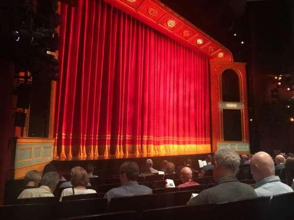 Marquis Theatre, Abschnitt: ORCH, Reihe: H, Platz: 17