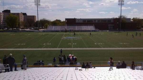 Cope Stadium, Abschnitt: C, Reihe: 28, Platz: 55