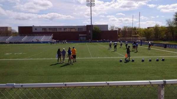 Cope Stadium, Abschnitt: GA Southwest