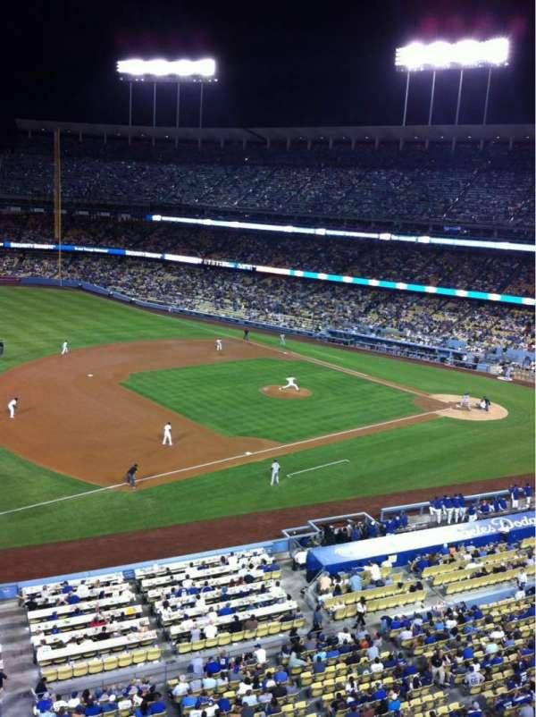Dodger Stadium, Abschnitt: 27RS, Reihe: A, Platz: 19