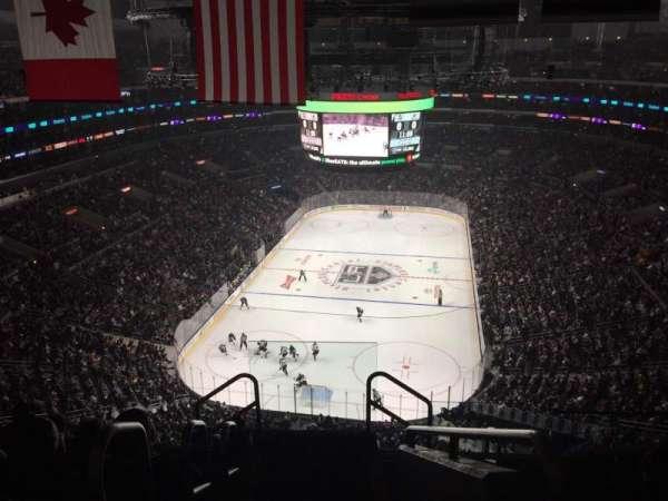 Staples Center, Abschnitt: 325, Reihe: 7, Platz: 26