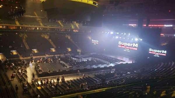Madison Square Garden, Abschnitt: 209, Reihe: 1, Platz: 12