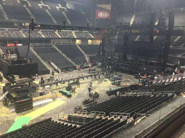 State Farm Arena, Abschnitt: V15, Reihe: VIP, Platz: 10
