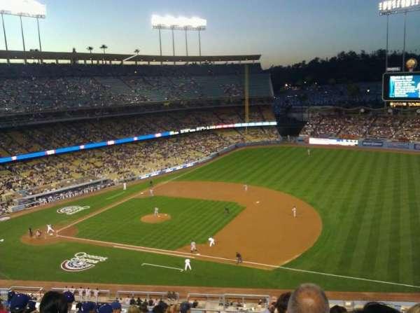 Dodger Stadium, Abschnitt: 28RS, Reihe: L, Platz: 1