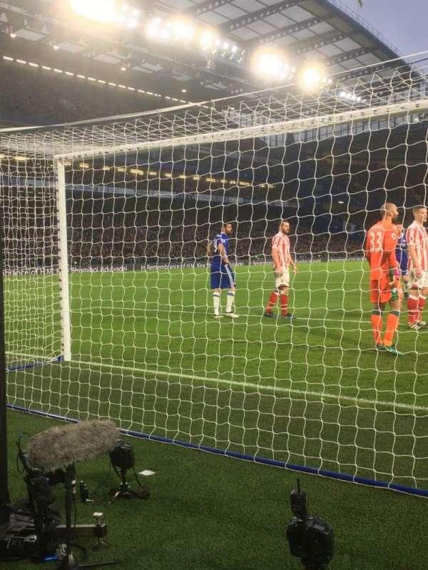 Stamford Bridge, Abschnitt: SL4, Reihe: 1, Platz: 102
