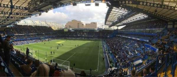 Stamford Bridge, Abschnitt: U09, Reihe: G, Platz: 317