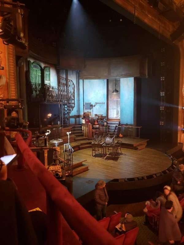 Walter Kerr Theatre, Abschnitt: BOX B, Reihe: 1, Platz: 8