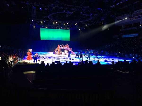Cure Insurance Arena, Abschnitt: 112, Reihe: FF, Platz: 6