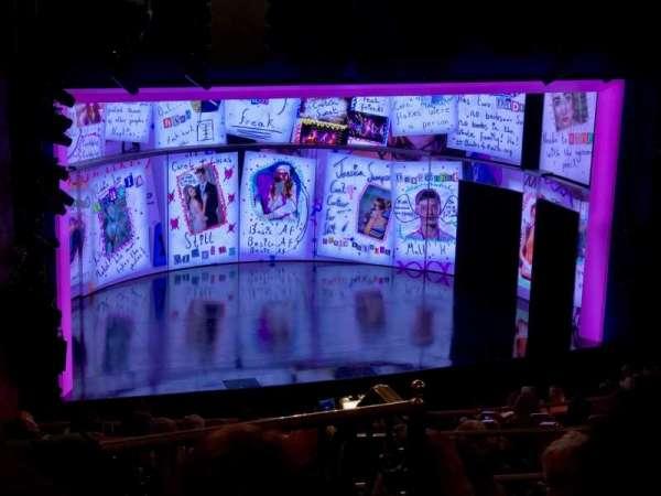 August Wilson Theatre, Abschnitt: Mezzanine Left, Reihe: N, Platz: 17