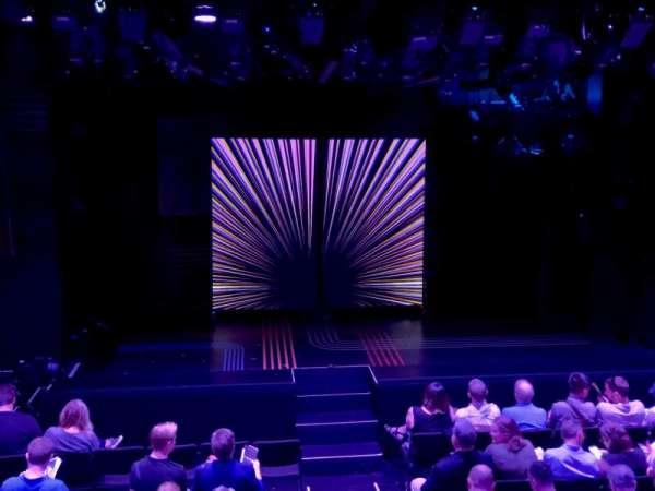 Greenwich House Theater, Abschnitt: Balcony, Reihe: AA, Platz: 4