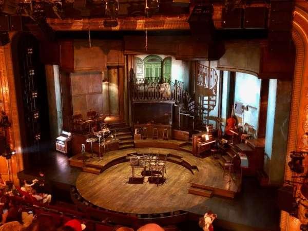 Walter Kerr Theatre, Abschnitt: Mezzanine R, Reihe: G, Platz: 12