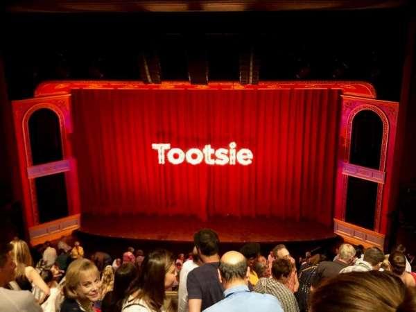 Marquis Theatre, Abschnitt: Mezzanine C, Reihe: H, Platz: 114