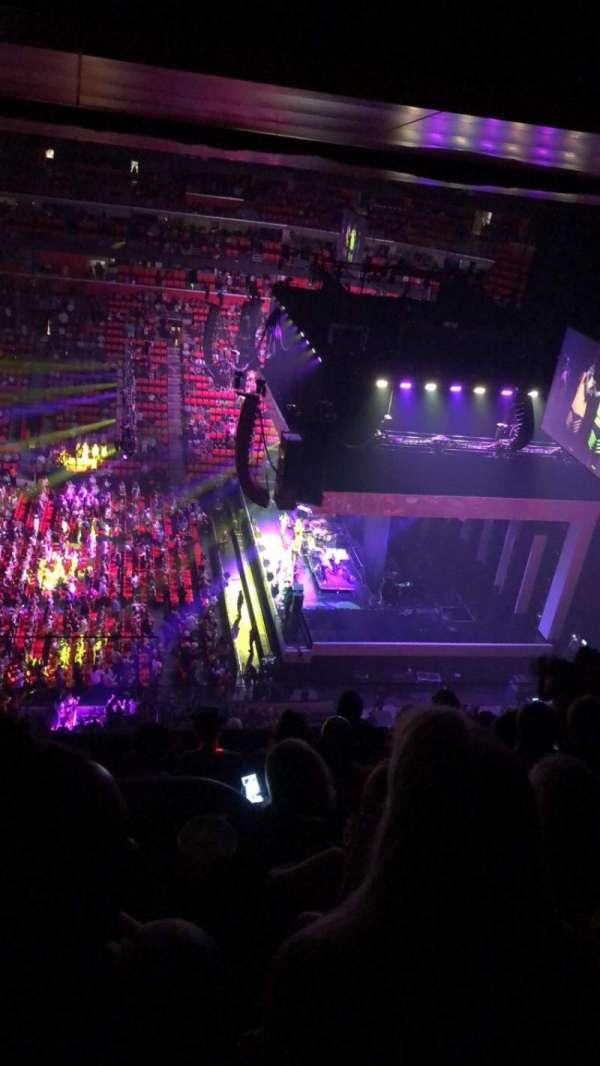 Little Caesars Arena, Abschnitt: 210, Reihe: 7, Platz: 19