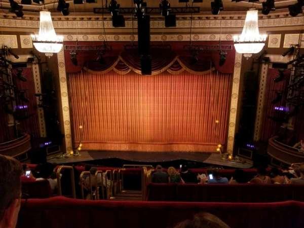 Imperial Theatre, Abschnitt: Rear Mezzanine 3, Reihe: B, Platz: 6