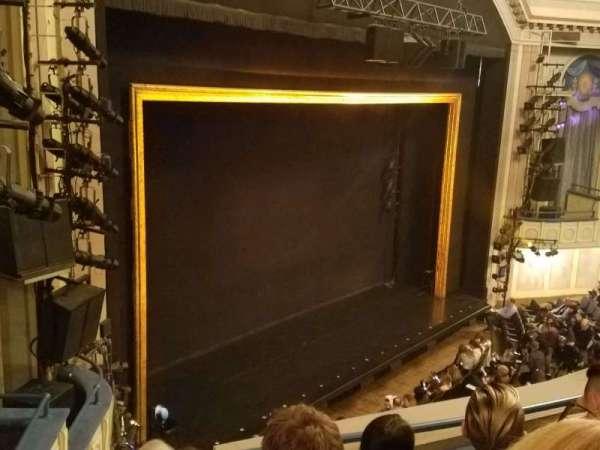 Ambassador Theatre, Abschnitt: Front Mezzanine L, Reihe: D, Platz: 17