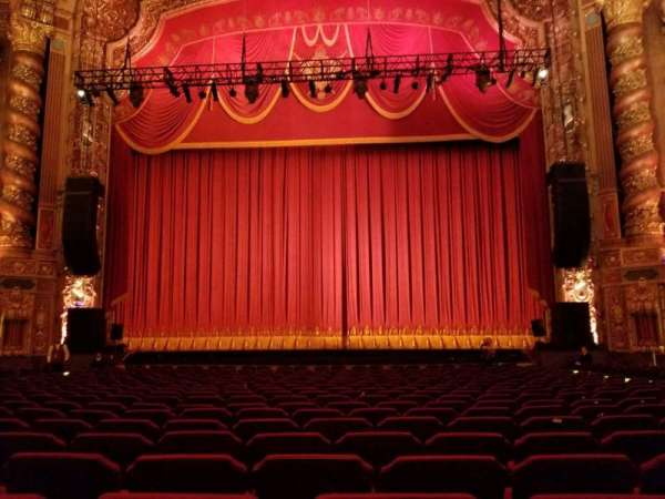 Kings Theatre (Brooklyn), Abschnitt: 2, Reihe: T, Platz: 111