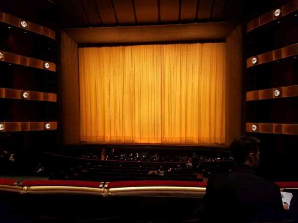 David H. Koch Theater, Abschnitt: 1st Ring, Reihe: C, Platz: 113