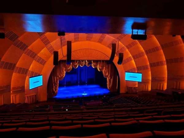 Radio City Music Hall, Abschnitt: 2nd Mezzanine 6, Reihe: H, Platz: 607