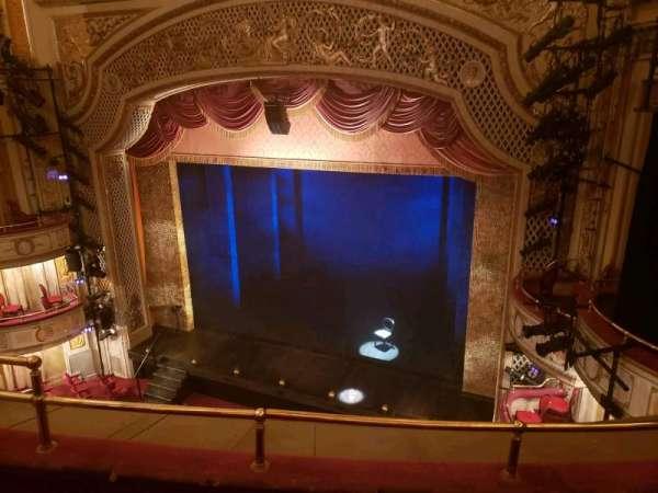 Cort Theatre, Abschnitt: Balcony R, Reihe: C, Platz: 10