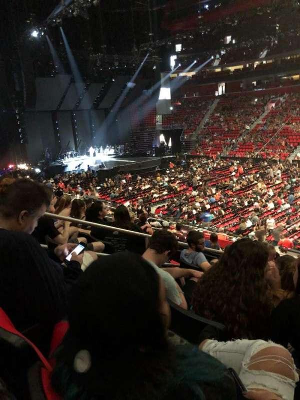 Little Caesars Arena, Abschnitt: 120, Reihe: 17, Platz: 3