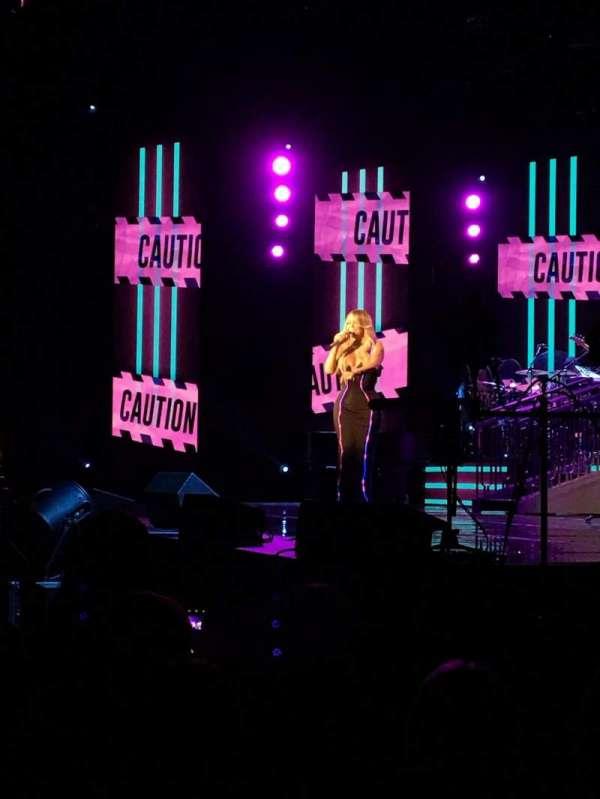 Hard Rock Live at Etess Arena, Abschnitt: 101, Reihe: C, Platz: 9