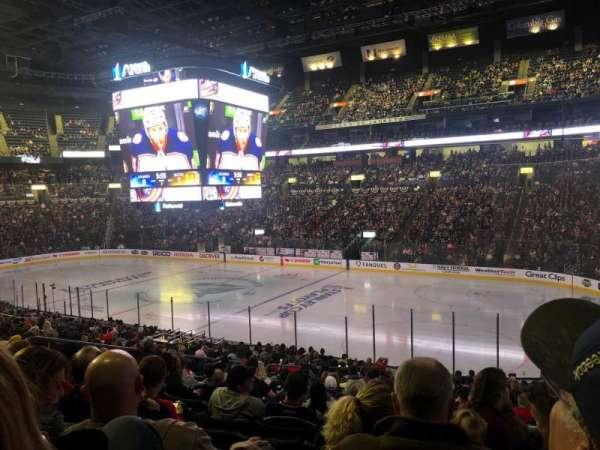 Nationwide Arena, Abschnitt: 112, Reihe: Y, Platz: 17
