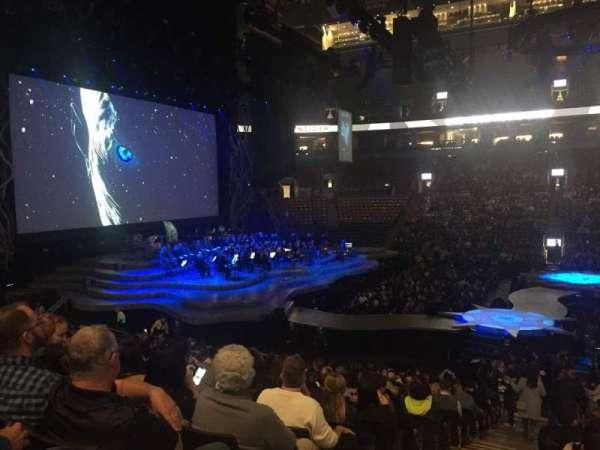 Scotiabank Arena, Abschnitt: 108, Reihe: 19, Platz: 24