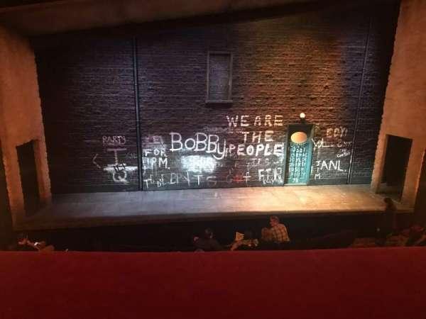Bernard B. Jacobs Theatre, Abschnitt: MezzC, Reihe: A, Platz: 111
