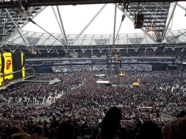 London Stadium, Abschnitt: 235, Reihe: 58, Platz: 469