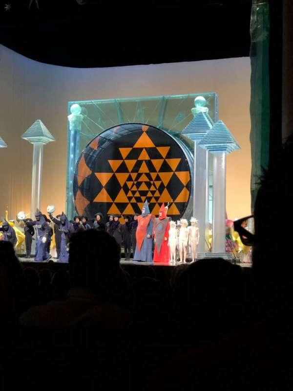 Metropolitan Opera House - Lincoln Center, Abschnitt: Orchestra, Reihe: N, Platz: 16