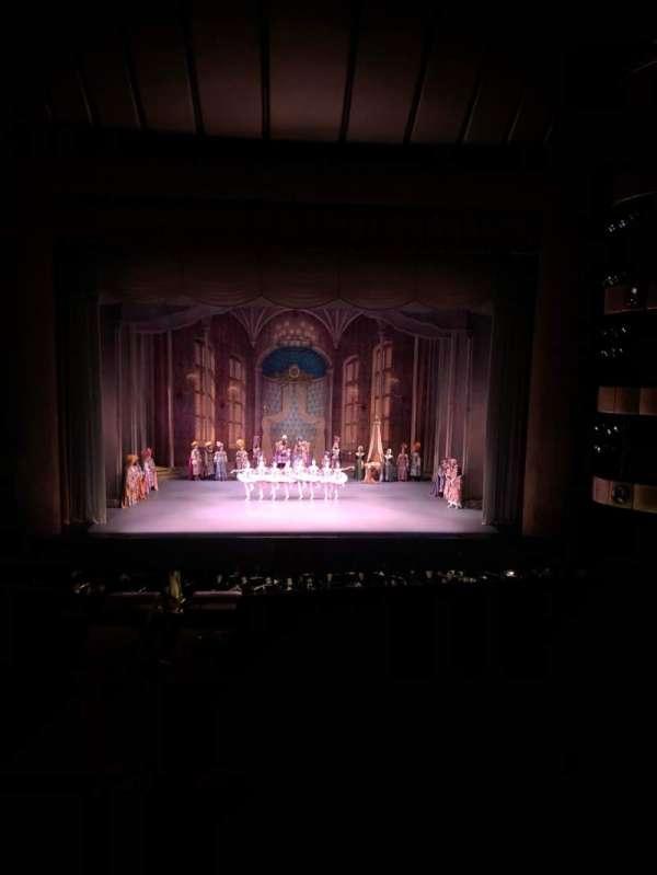 David H. Koch Theater, Abschnitt: 2nd Ring, Reihe: A, Platz: 108