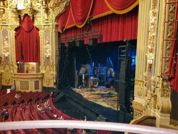 James M. Nederlander Theatre, Abschnitt: Loge - Box 2, Reihe: A, Platz: 374