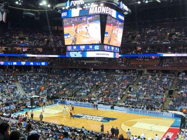 Nationwide Arena, Abschnitt: C2, Reihe: D, Platz: 4