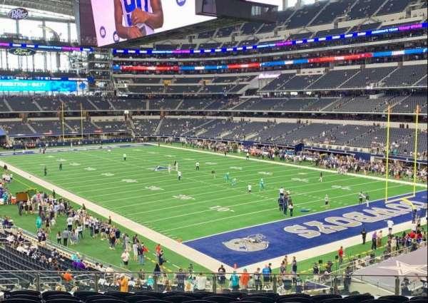 AT&T Stadium, Bereich: 227, Reihe: 10, Platz: 14