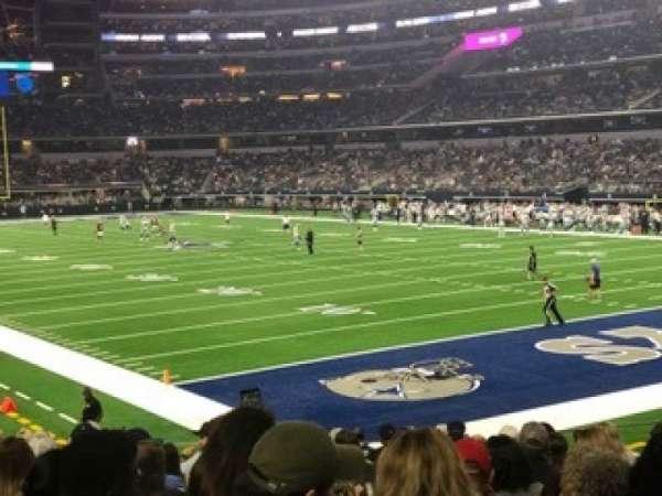 AT&T Stadium, Bereich: 126, Reihe: 16, Platz: 13