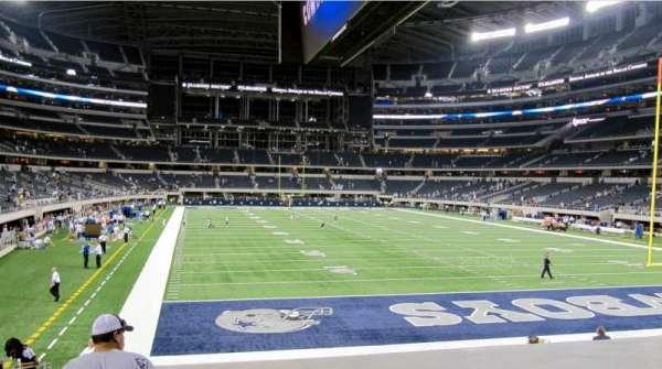 AT&T Stadium, Bereich: 150, Reihe: 16, Platz: 20