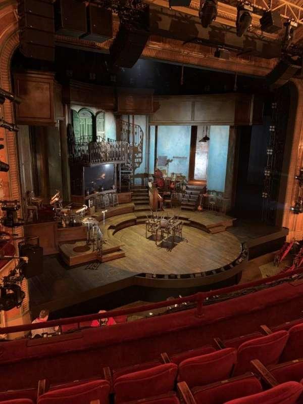 Walter Kerr Theatre, Abschnitt: Mezzanine L, Reihe: D, Platz: 17