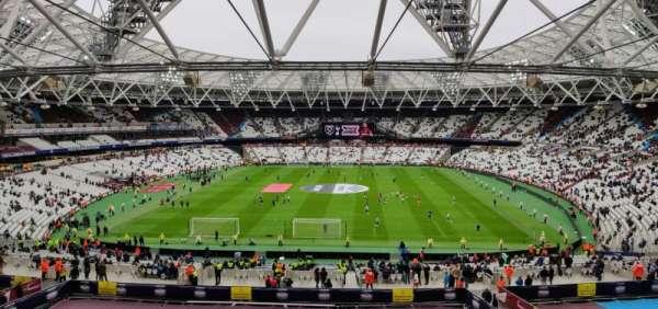 London Stadium, Abschnitt: 223, Reihe: 53, Platz: 250